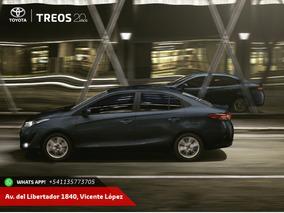 Toyota Yaris Xls Mt 4 Puertas 1.5