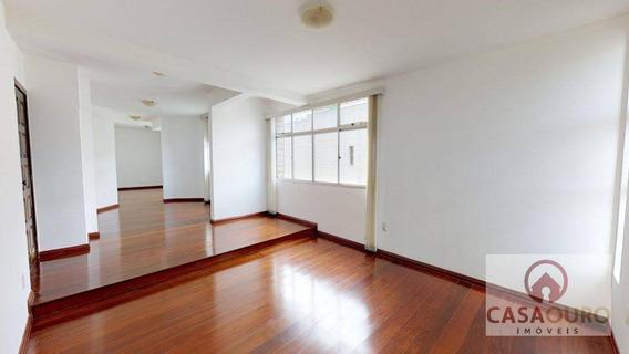 Apartamento 4 Quartos Á Venda No Santo Antônio, Belo Horizonte. - Ap0795