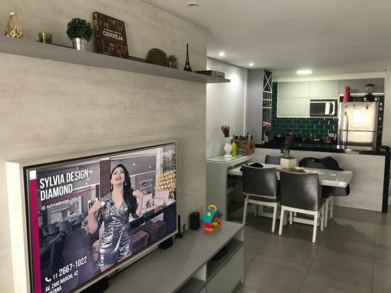 Apartamento Em Tatuapé, São Paulo/sp De 81m² 3 Quartos À Venda Por R$ 740.000,00 - Ap345213