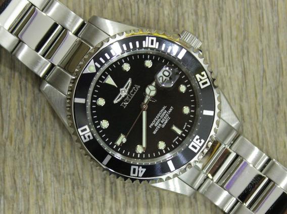 Invicta Hombre Pro Diver Reloj Acero Inox Sumergible