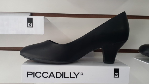 Uniforme Colégio Militar: Sapato Feminino Salto Médio 5cm