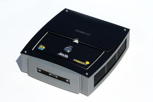 Neo Geo Mvs Consolizado Hdmi C/ Unibios + Controle Arcade