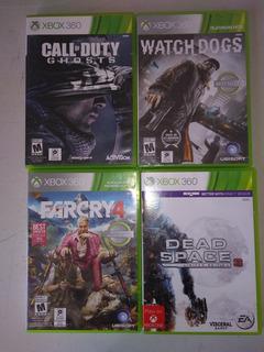 14 Juegos De Xbox 360