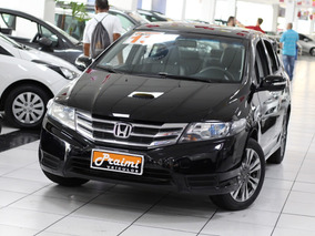 Honda City Ex 1.5 16v Flex Automático 2013