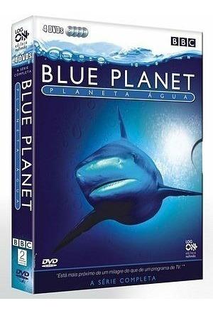 Dvd Blue Planet Box (planeta Agua)planeta Terra Bbc Earth