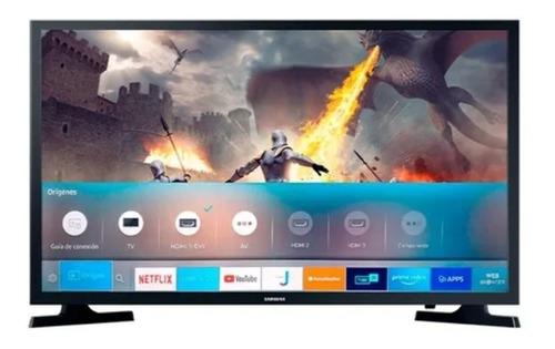 Televisor Smart Samsung Un32t4300 Modelo 2021 Wifi Garantía