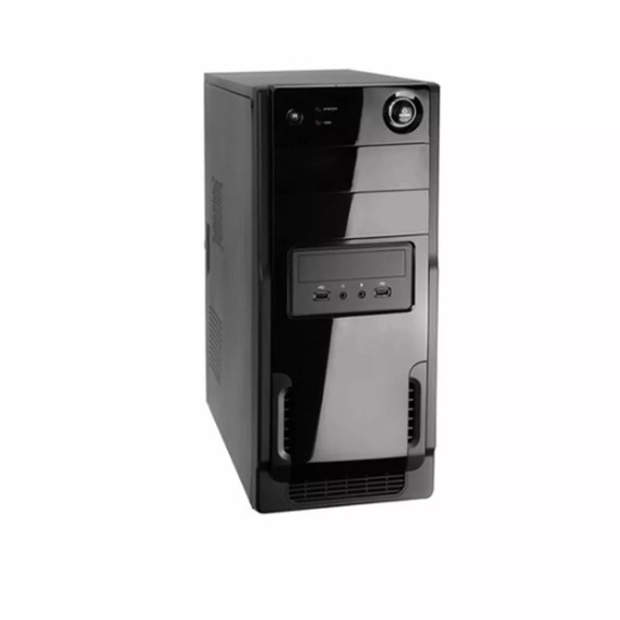 Pc/ Cpu Completo Intel Core 2 Duo 4gb Ddr2 Hd 80 + Cd/dvd