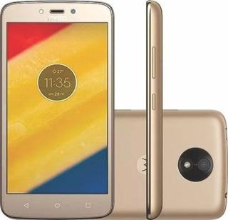Celular Motorola C Plus, Usado (parou De Funcionar)