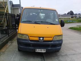 Peugeot Bóxer Hdi