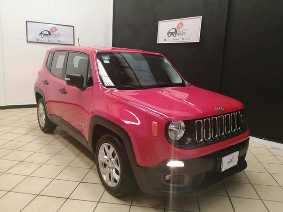 Jeep Renegade 1.8 Sport 4x2 At 2018