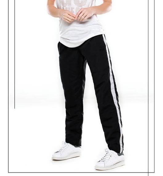 Pantalon Con Franja Con Elastico De Tela Darling 334 + Envio