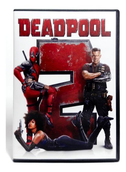 Deadpool 2 Dos Ryan Reynolds Dvd