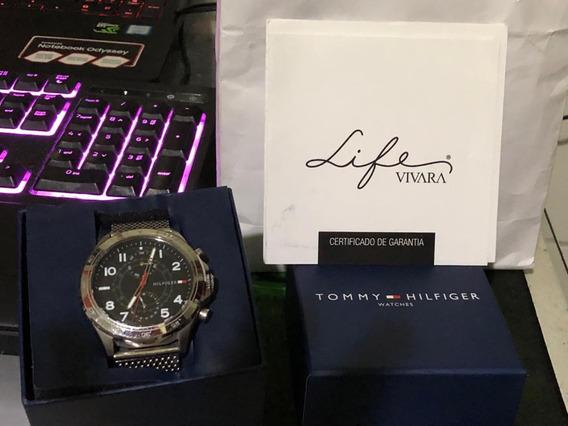 Relógio Tommy Hilfiger Hudson 1791342 Original A Prova D
