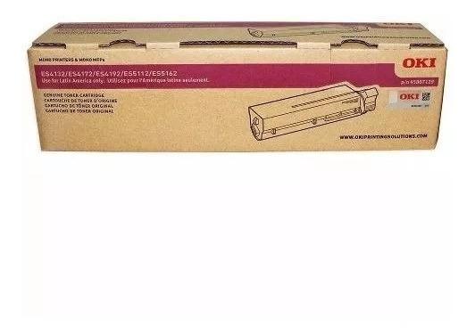 Toner Original Okidata 45807129 Es5112 Es4172 Es5162