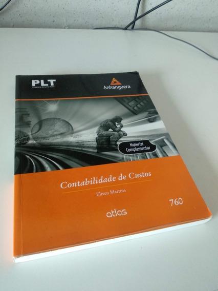 Plt 760 - Contabilidade De Custos