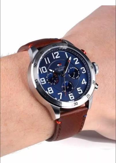 Reloj Tommy Hilfiger De Hombre, Cuarzo