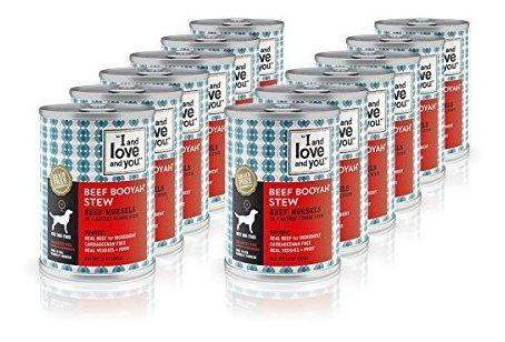 Yo Y Amo Y Usted Grain Free Canned Dog Food