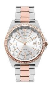 Relógio Technos Feminino Original Garantia Nota 2115mmp/5k