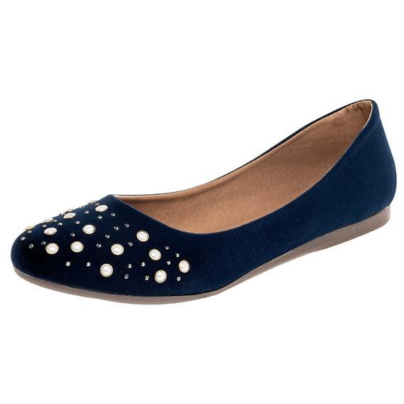Zapato Casual Dama Mutante L2-2000 Marino 22-26 U76314 T2