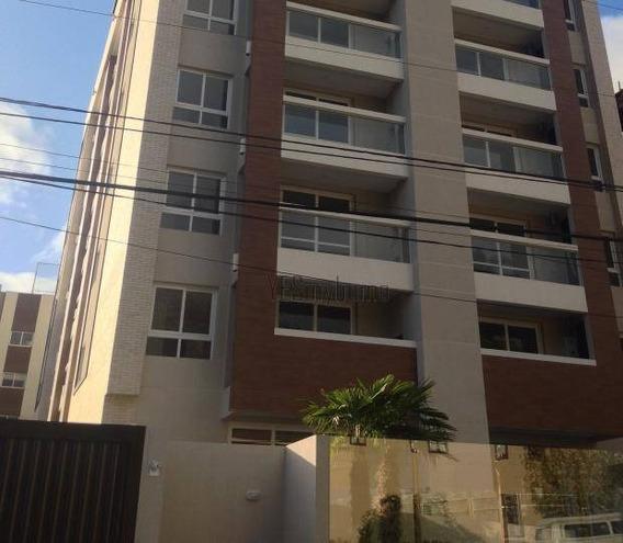 Apartamento Com 3 Dormitórios À Venda, 77 M² Por R$ 560.000 - Vila Izabel - Curitiba/pr - Ap0444