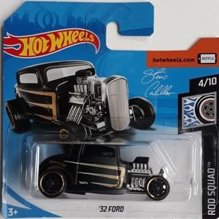 Carrinho Hot Wheels 1/64 32 Ford