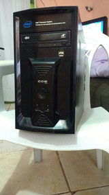 Cpu Gabinete Com Placa E Processador Memoria