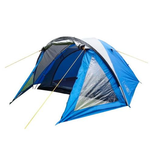 Carpa Igloo Con Avance 6/7 Personas Arye Camping Mosquitero