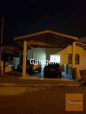 Casa Com 2 Dormitórios À Venda, 69 M² Por R$ 295.000 - Parque Califórnia - Jacareí/sp - Ca1300