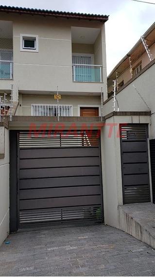 Sobrado Em Santana - São Paulo, Sp - 331647