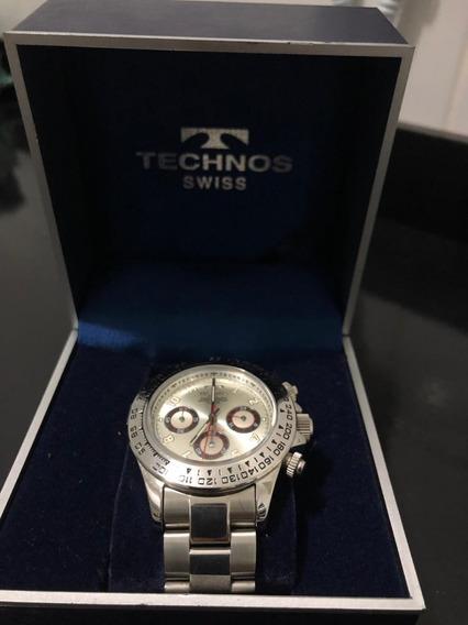 Relógio Technos Swiss Original Importado