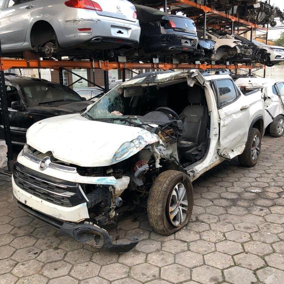 Sucata Fiat Toro 1.8 Flex 2016 2017 - Retirada De Peças