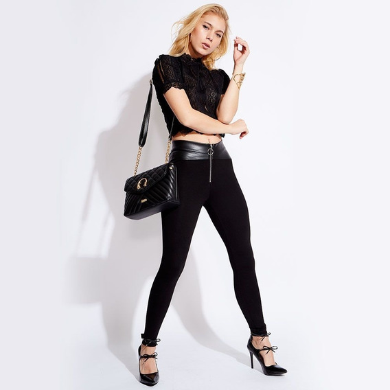 Legging Pretina Cintura Holly Spb 61726922