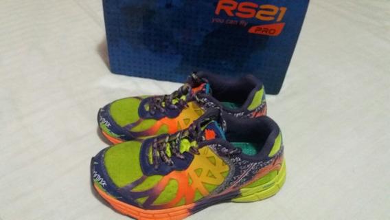Zapatos Deportivos Rs21 Talla 30 Unisex