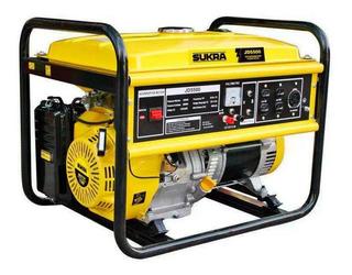 Planta Electrica Jd5500 5kw Sukra Sku39590