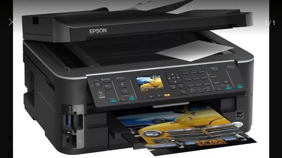 Impressora Epson Tx620fwd Em Peças