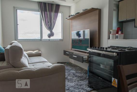 Apartamento Para Aluguel - Vila Lusitânia, 2 Quartos, 50 - 893038647