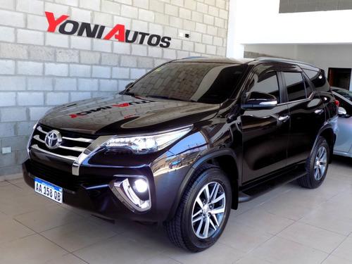 Toyota Hilux Sw4 Srx 7a -2016 -u-n-i-c-a- Km Real- Permuto -
