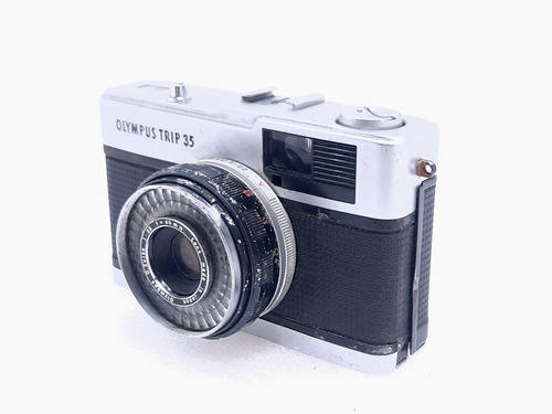 Câmera Analógica Olympus Trip 35 - Ler Descrição
