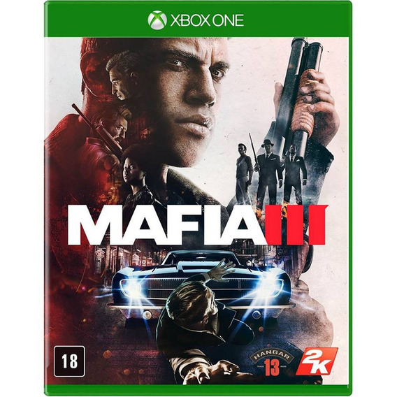 Game Xbox One Mafia 3 - Original - Novo - Lacrado