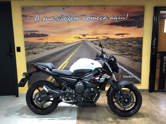 Yamaha Xj 6n 2015 Com Abs E Apenas 8000km