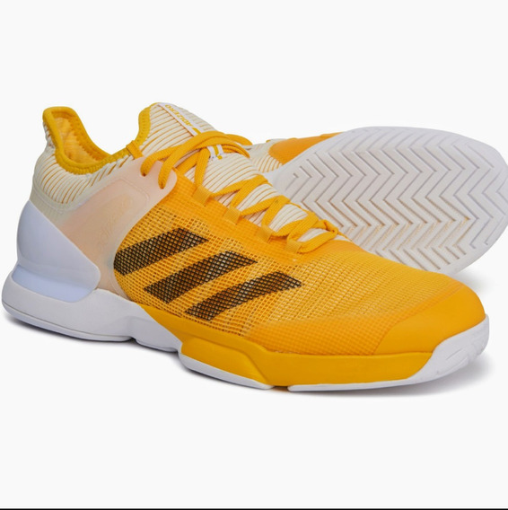 Zapatillas Tenis adidas Adizero Ubersonic De Usa T40/41 Okm