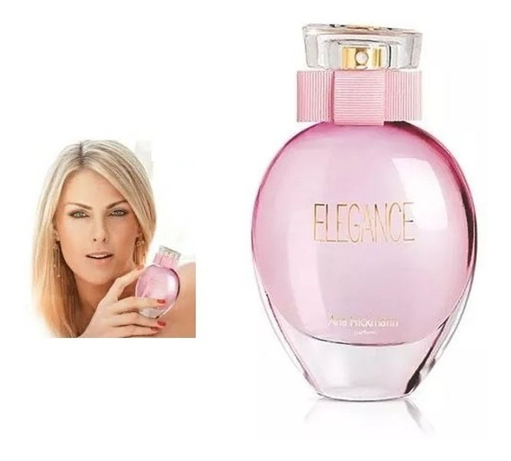 Perfume Feminino Ana Hickmann Elegance 80ml