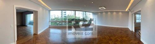 Apartamento 516m² Quatro Dormitórios Três Vagas Higienópolis - Ap4761