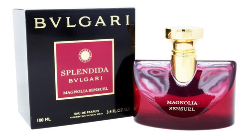 Perfume Bvlgari Splendia Magnolia Sensuel 100ml Edp Spray