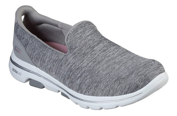 Zapatillas Skechers Go Walk 5 Honor Mujer Goga Max 5ta Gen