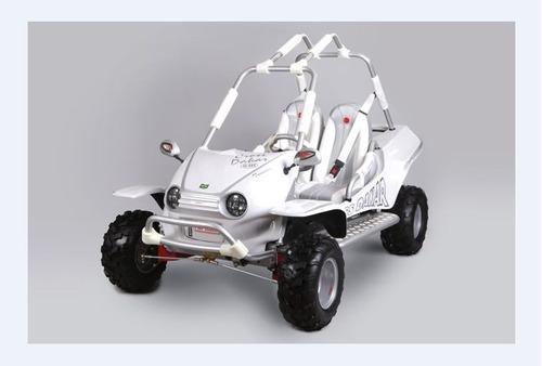Imagem 1 de 1 de Fapinha Cross Dream - Mini Buggy Branco Prata
