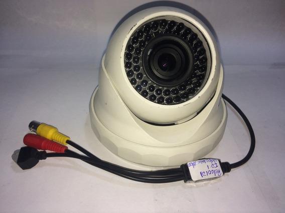 Câmera De Segurança Dome Metal Ir Zoom 2.8~8mm (ca 52)