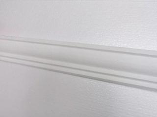 Molduras Isopor Substitui Gesso 15 Metros Barra Com 50cm