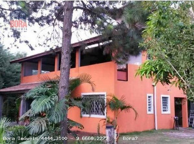 Chácara Residencial Para Locação, Cardoso, Mairiporã. - Ch0143