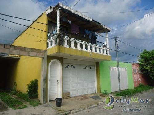 Casa En Venta En Residencial Villa Constitución  - Pvc-007-08-17